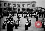 Image of Cadets training at Imperial Japanese Military Academy in Tokyo Japan, 1928, second 58 stock footage video 65675051154
