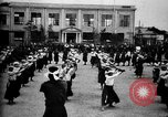 Image of Cadets training at Imperial Japanese Military Academy in Tokyo Japan, 1928, second 59 stock footage video 65675051154