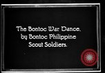 Image of Philippines native dances Philippines, 1928, second 7 stock footage video 65675051157