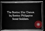 Image of Philippines native dances Philippines, 1928, second 8 stock footage video 65675051157