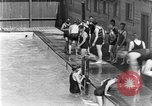 Image of swimmers San Antonio Texas USA, 1928, second 6 stock footage video 65675051159