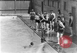 Image of swimmers San Antonio Texas USA, 1928, second 9 stock footage video 65675051159