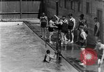 Image of swimmers San Antonio Texas USA, 1928, second 10 stock footage video 65675051159