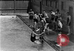 Image of swimmers San Antonio Texas USA, 1928, second 11 stock footage video 65675051159