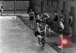 Image of swimmers San Antonio Texas USA, 1928, second 12 stock footage video 65675051159
