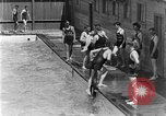 Image of swimmers San Antonio Texas USA, 1928, second 13 stock footage video 65675051159
