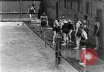 Image of swimmers San Antonio Texas USA, 1928, second 15 stock footage video 65675051159