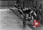 Image of swimmers San Antonio Texas USA, 1928, second 17 stock footage video 65675051159