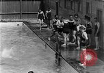 Image of swimmers San Antonio Texas USA, 1928, second 18 stock footage video 65675051159