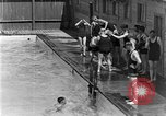 Image of swimmers San Antonio Texas USA, 1928, second 20 stock footage video 65675051159
