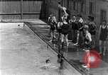 Image of swimmers San Antonio Texas USA, 1928, second 21 stock footage video 65675051159