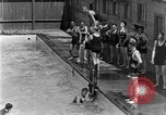 Image of swimmers San Antonio Texas USA, 1928, second 22 stock footage video 65675051159
