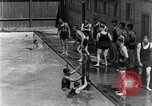 Image of swimmers San Antonio Texas USA, 1928, second 25 stock footage video 65675051159