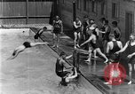 Image of swimmers San Antonio Texas USA, 1928, second 26 stock footage video 65675051159