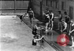 Image of swimmers San Antonio Texas USA, 1928, second 27 stock footage video 65675051159