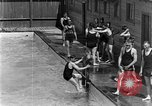 Image of swimmers San Antonio Texas USA, 1928, second 29 stock footage video 65675051159