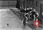Image of swimmers San Antonio Texas USA, 1928, second 30 stock footage video 65675051159