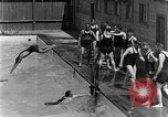 Image of swimmers San Antonio Texas USA, 1928, second 31 stock footage video 65675051159