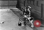 Image of swimmers San Antonio Texas USA, 1928, second 33 stock footage video 65675051159