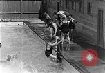 Image of swimmers San Antonio Texas USA, 1928, second 34 stock footage video 65675051159