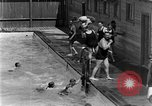 Image of swimmers San Antonio Texas USA, 1928, second 36 stock footage video 65675051159