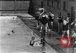 Image of swimmers San Antonio Texas USA, 1928, second 37 stock footage video 65675051159
