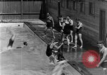 Image of swimmers San Antonio Texas USA, 1928, second 38 stock footage video 65675051159