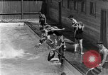 Image of swimmers San Antonio Texas USA, 1928, second 40 stock footage video 65675051159