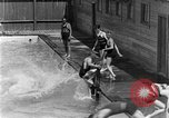 Image of swimmers San Antonio Texas USA, 1928, second 41 stock footage video 65675051159