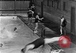 Image of swimmers San Antonio Texas USA, 1928, second 43 stock footage video 65675051159
