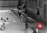 Image of swimmers San Antonio Texas USA, 1928, second 44 stock footage video 65675051159