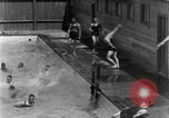 Image of swimmers San Antonio Texas USA, 1928, second 45 stock footage video 65675051159