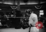 Image of Johansson and Patterson train for boxing rematch United States USA, 1960, second 23 stock footage video 65675051184