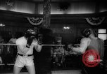 Image of Johansson and Patterson train for boxing rematch United States USA, 1960, second 29 stock footage video 65675051184