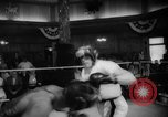 Image of Johansson and Patterson train for boxing rematch United States USA, 1960, second 32 stock footage video 65675051184