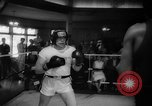 Image of Johansson and Patterson train for boxing rematch United States USA, 1960, second 34 stock footage video 65675051184