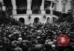 Image of Franklin Delano Roosevelt Washington DC USA, 1935, second 16 stock footage video 65675051186