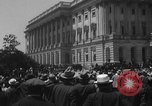 Image of Franklin Delano Roosevelt Washington DC USA, 1935, second 31 stock footage video 65675051186