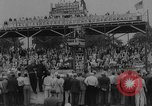 Image of Kelly Patillo winning the Indianapolis 500 Indianapolis Indiana USA, 1935, second 19 stock footage video 65675051189