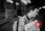 Image of ship picketing United States USA, 1960, second 22 stock footage video 65675051191