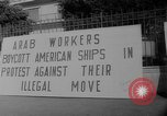 Image of ship picketing United States USA, 1960, second 40 stock footage video 65675051191