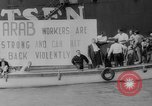 Image of ship picketing United States USA, 1960, second 50 stock footage video 65675051191