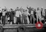 Image of ship picketing United States USA, 1960, second 62 stock footage video 65675051191