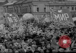 Image of May Day Parade Moscow Russia Soviet Union, 1960, second 29 stock footage video 65675051192