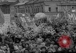 Image of May Day Parade Moscow Russia Soviet Union, 1960, second 30 stock footage video 65675051192