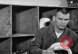 Image of airman United States USA, 1962, second 11 stock footage video 65675051198