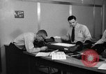 Image of photo intelligence personnel United States USA, 1962, second 3 stock footage video 65675051200