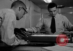 Image of photo intelligence personnel United States USA, 1962, second 17 stock footage video 65675051200