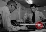 Image of photo intelligence personnel United States USA, 1962, second 18 stock footage video 65675051200