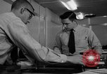 Image of photo intelligence personnel United States USA, 1962, second 23 stock footage video 65675051200